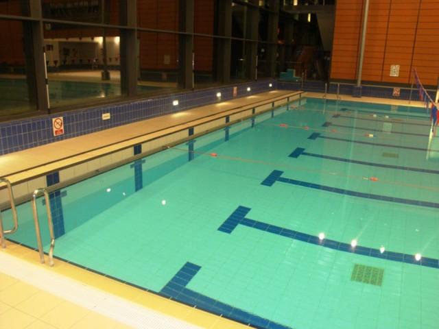 The Venue Swimming Pool Elite Tiling Ltd