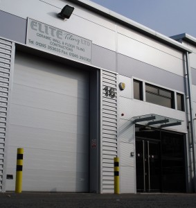 Elite Tiling Ltd Head Office and Warehouse