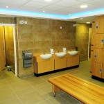One Leisure, St. Neots - Male Changing Room