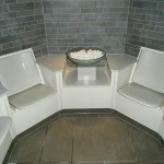One Leisure, St. Neots - Pure Spa Sauna floor3