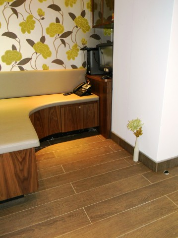 One Leisure, St. Neots - Treatment Rooms Reception Area