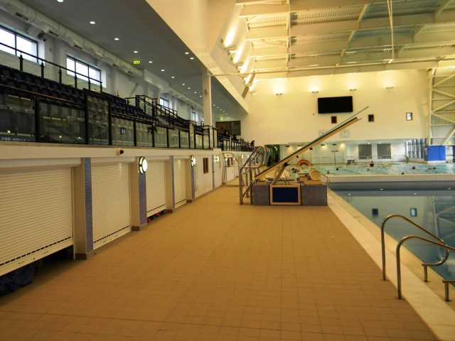Garons Pool - Dive Pool Surround