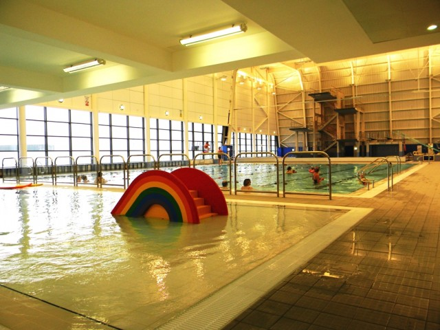 Garons Pool - Leisure & Competition Pools