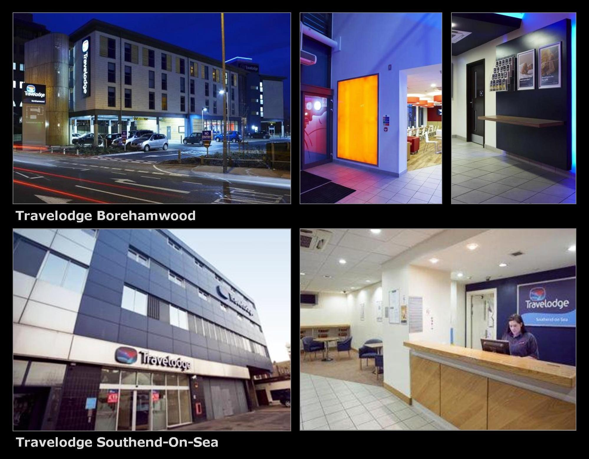 Travelodge Hotels 171 Elite Tiling Ltd