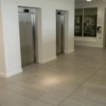MBUK - Floor to lift lobby