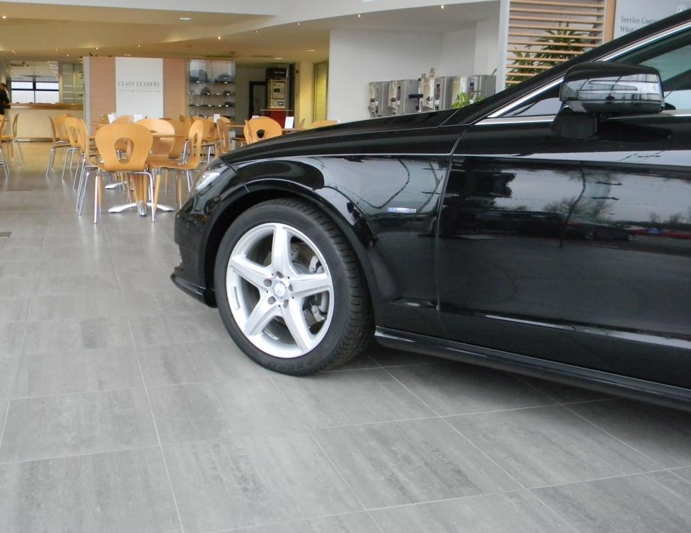 Mercedes Benz Milton Keynes