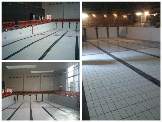 Abbey Leisure Centre For Willmott Dixon Construction