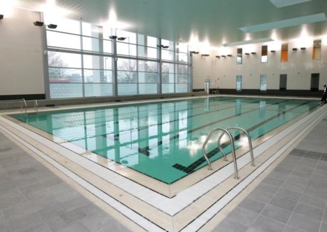 Abbey Leisure Centre Elite Tiling Ltd